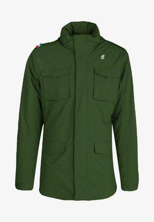 MARMOTTA - Outdoor jacket - green dk forest-blue depht