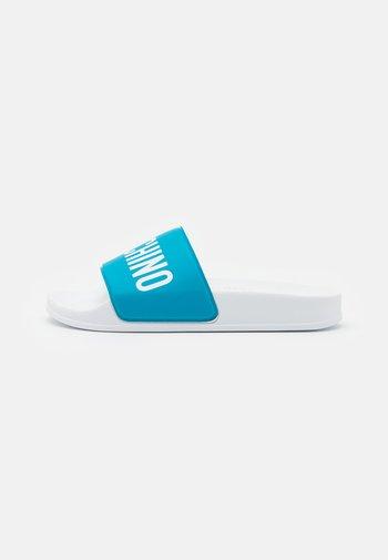 UNISEX - Mules - blue