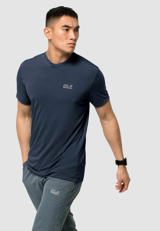 JWP T M - Basic T-shirt - night blue