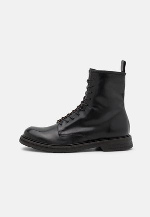 AUDERE - Lace-up ankle boots - nero