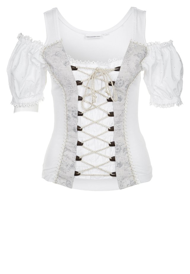 MAY2 - Blouse - weiß