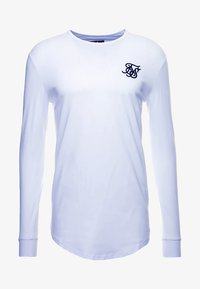 SIKSILK - GYM TEE - Long sleeved top - white - 3