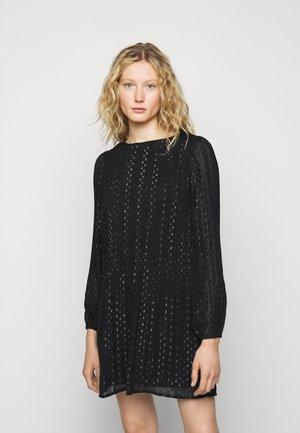 ROCKIDO - Shirt dress - noir