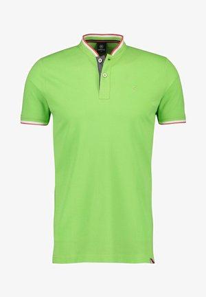 SPECIAL COLLAR PIQUE - Polo shirt - soft acid green
