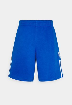 UNISEX - Shorts - blue/white