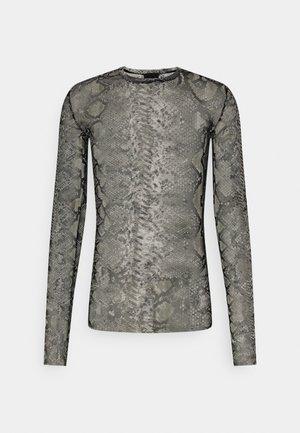 Bluzka z długim rękawem - black variant