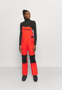 The North Face - TEAM KIT  - Schneehose - flare/tnf black - 0