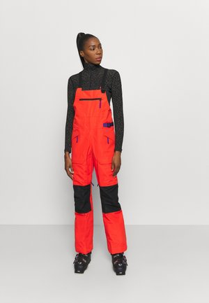 TEAM KIT  - Schneehose - flare/tnf black