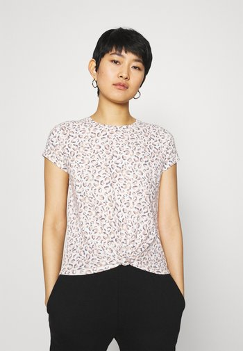 KNOTTED MIDI LEOPARD
