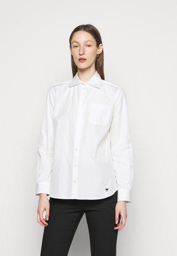 ERSILIA - Button-down blouse - weiss