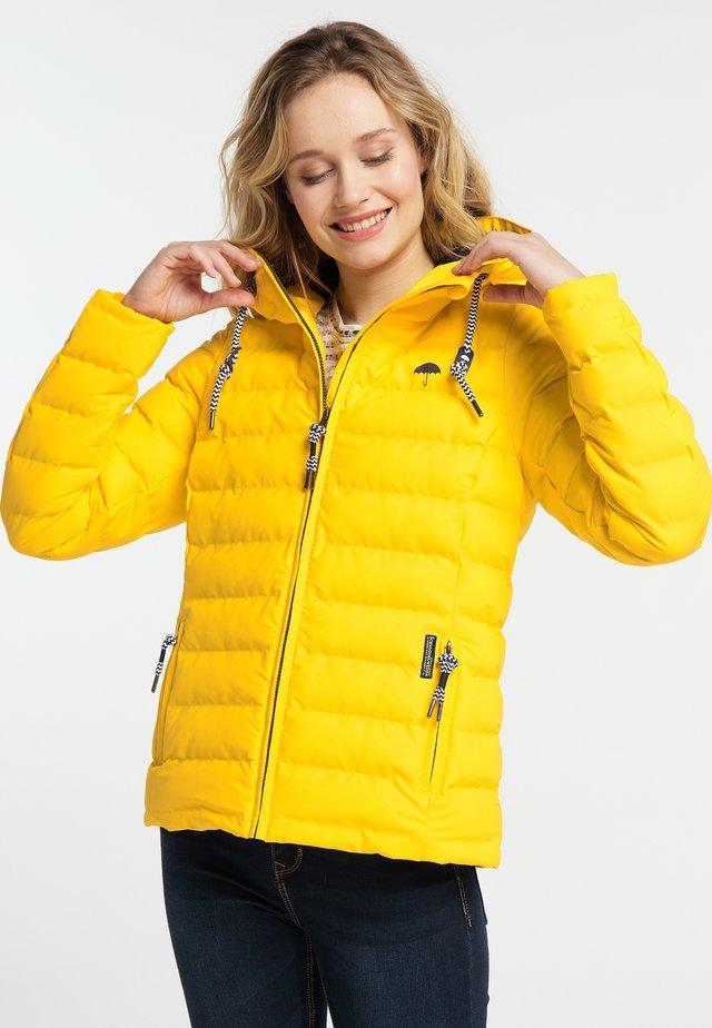 Vinterjakker - yellow