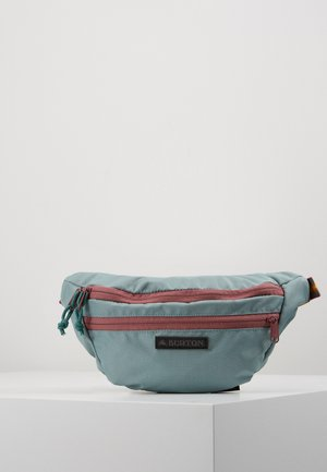 HIP PACK - Sports bag - petrol