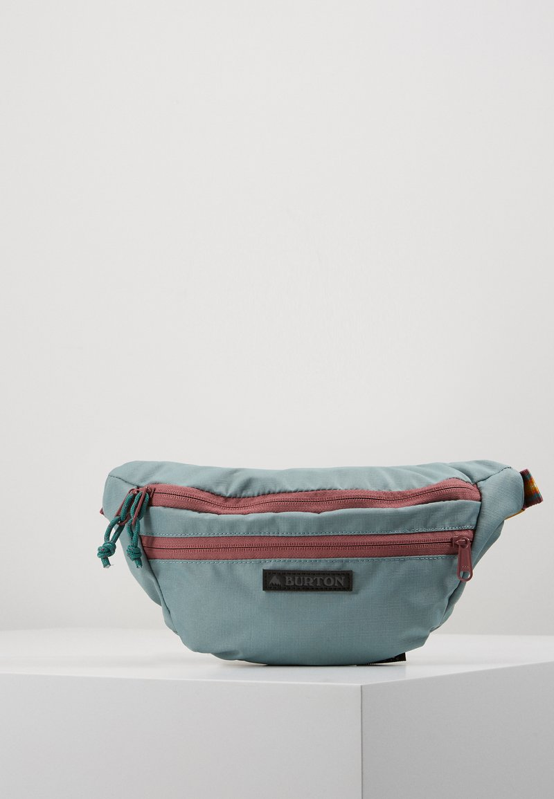 Burton - HIP PACK - Sports bag - petrol