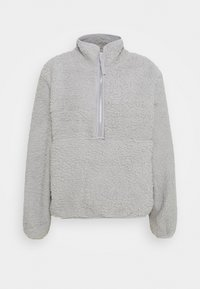 Cotton On Body - ZIP - Fleecegenser - grey - 0