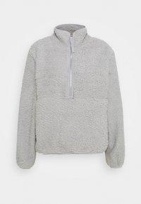 Cotton On Body - ZIP - Fleecová mikina - grey - 0