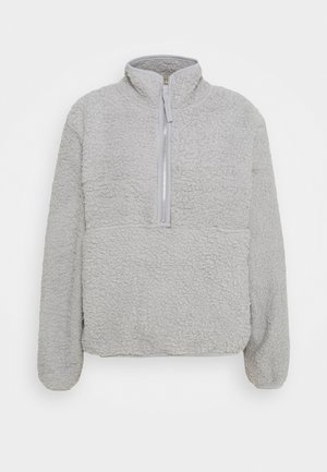 ZIP - Fleece jumper - grey