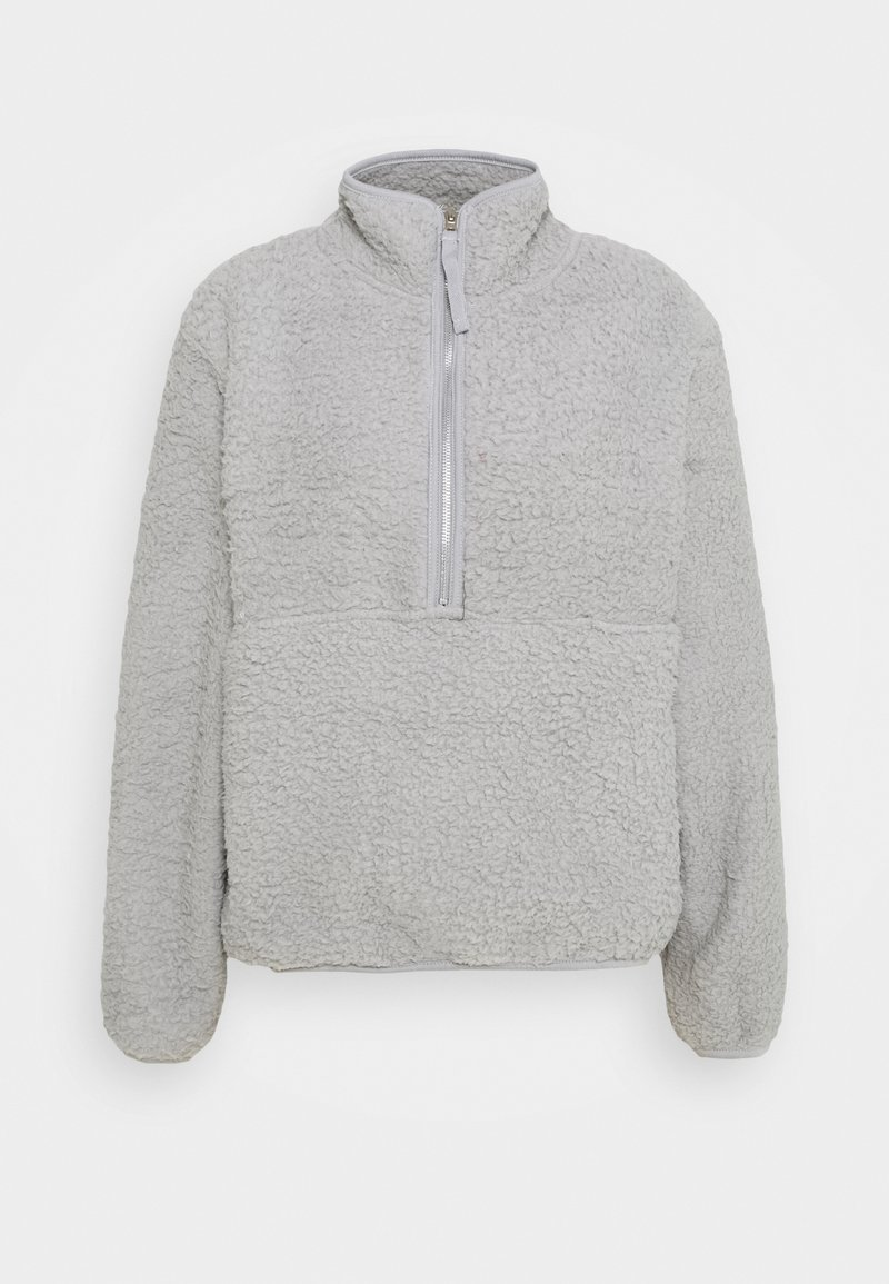 Cotton On Body - ZIP - Fleecegenser - grey