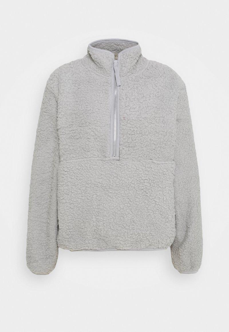 Cotton On Body - ZIP - Fleecová mikina - grey