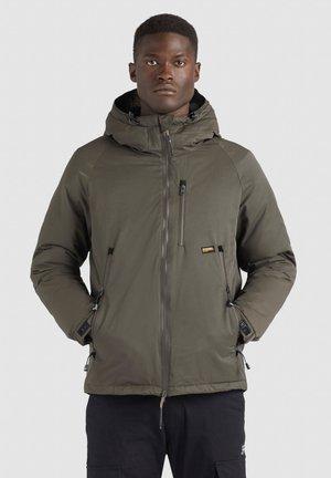 JAMEZ - Winter jacket - beigebraun