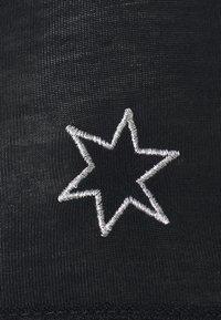 Stripe + Stare - LIGHTNING KNICKET 4 PACK - Briefs - black/dark blue - 3