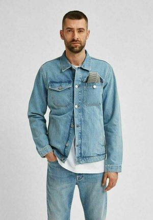 Kurtka jeansowa - light blue denim