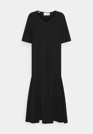 SLFREED MIDI DRESS - Maxi dress - black