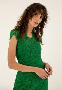 IVY & OAK - DRESS - Juhlamekko - irish green - 3
