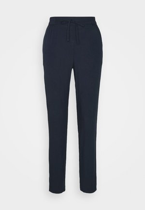 VMSIMPLY EASY LOOSE PANT  - Trousers - navy blazer