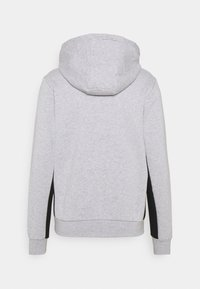 Lacoste Sport - Zip-up hoodie - silver chine/black - 5