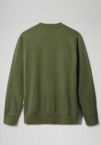 Napapijri - BALLAR - Sweatshirt - green cypress - 4