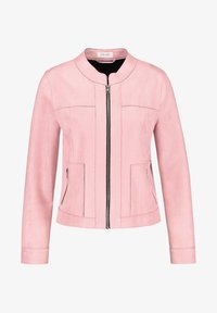Gerry Weber - Veste en similicuir - rose - 3