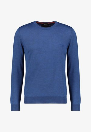 BOTTO-L - Jumper - blau