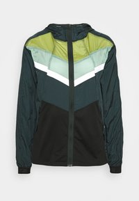 Nike Performance - Sports jacket - seaweed/asparagus/reflective silver - 4