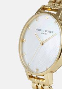 Olivia Burton - CLASSICS - Klokke - gold-coloured/white - 3