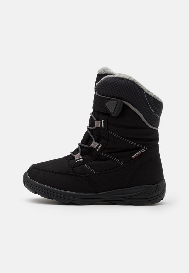 STANCE UNISEX - Winter boots - black