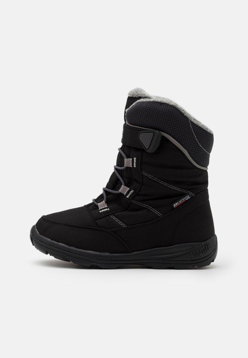 Kamik - STANCE UNISEX - Winter boots - black