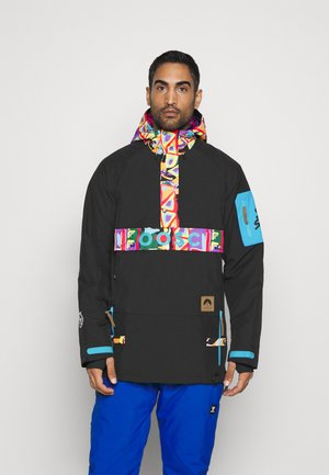 OVERHEAD  - Ski jacket - black