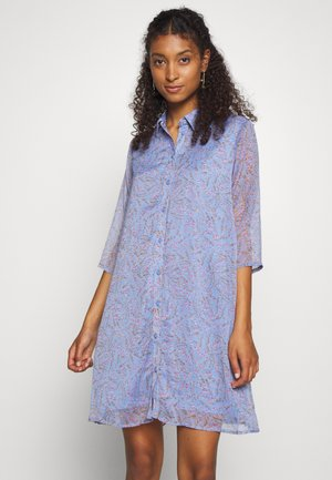 JDYNELLY DRESS - Shirt dress - vista blue