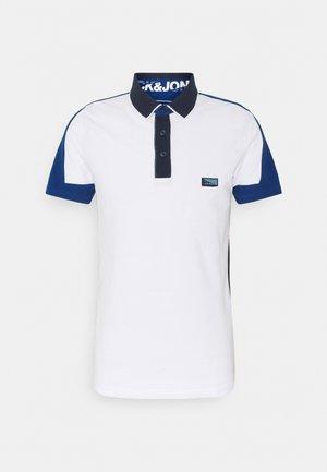 JCOCHARMING SPORTS  - Polo shirt - white