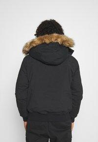 Calvin Klein Jeans - TRIMMED JACKET - Down jacket - black - 2