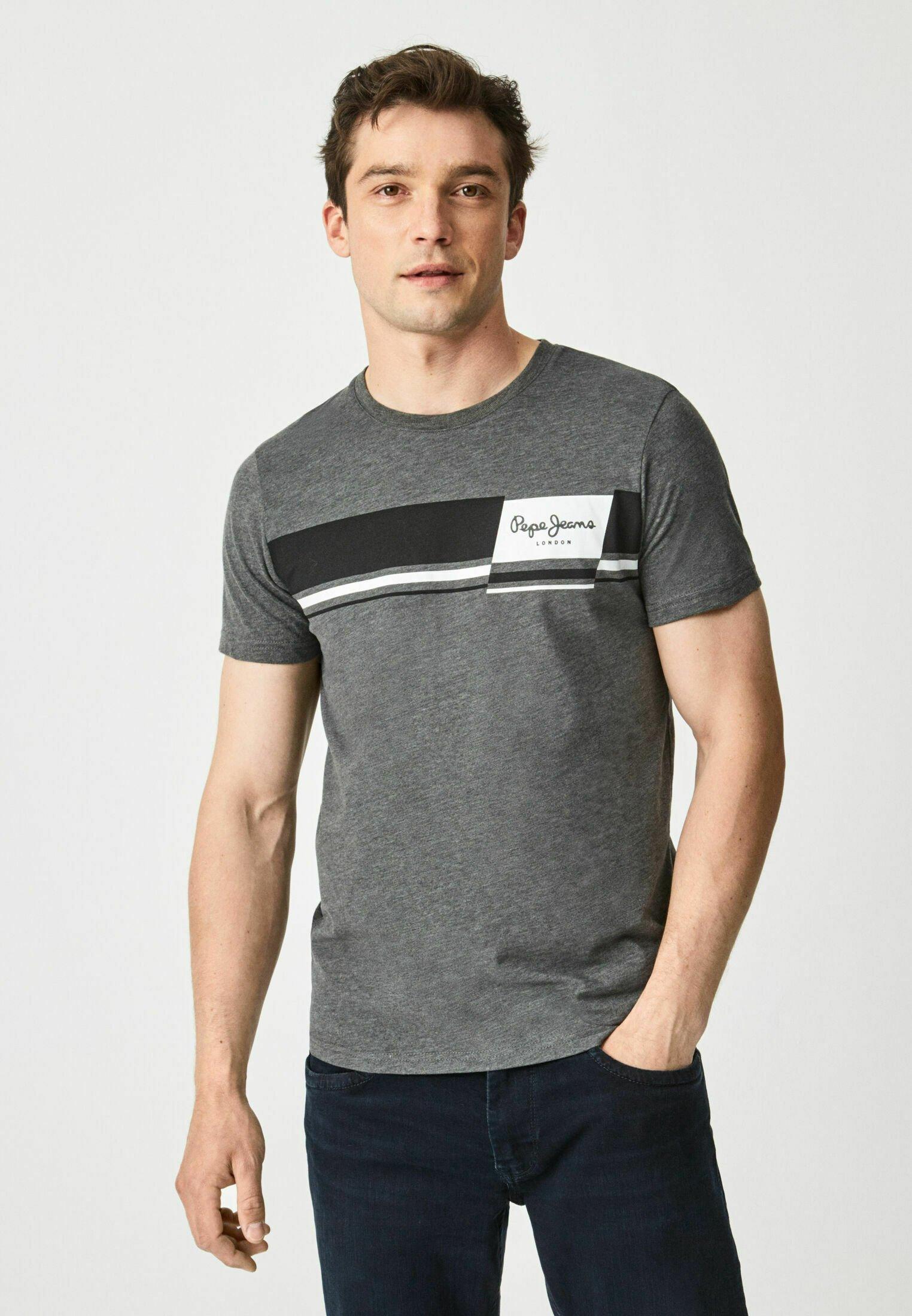 Uomo KADE - T-shirt con stampa