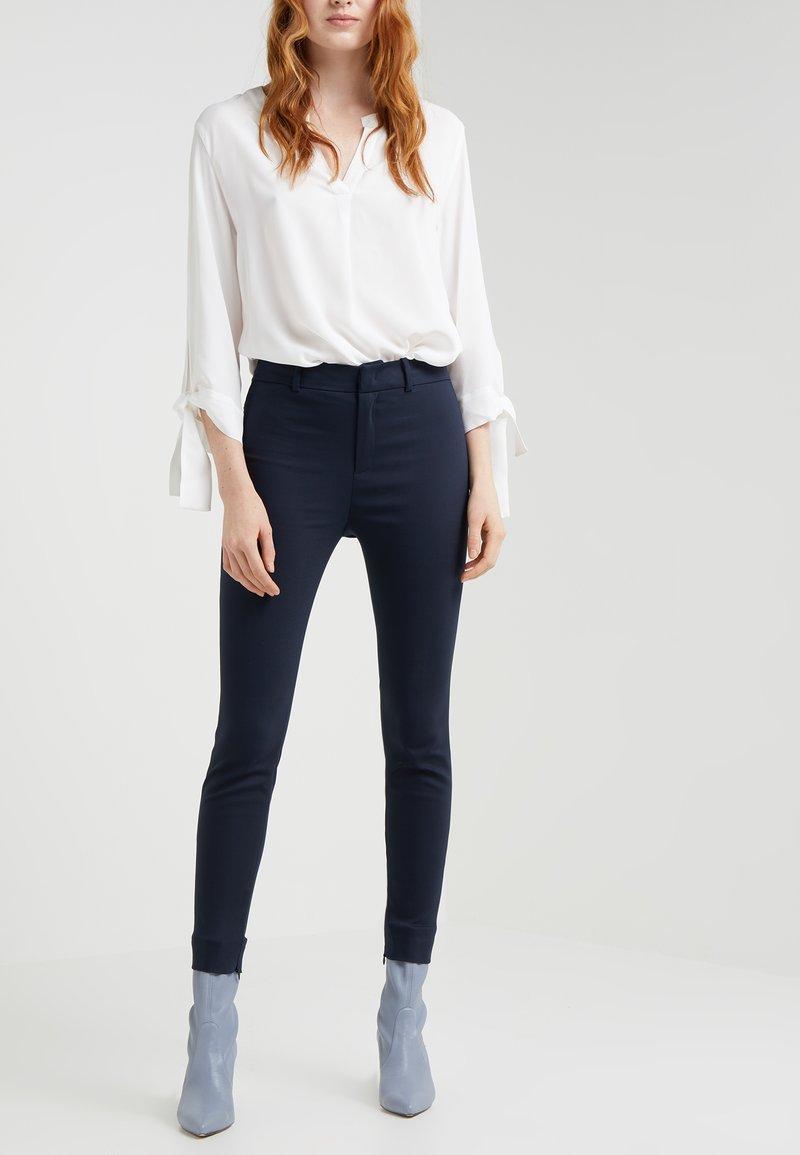 DRYKORN - WINCH - Trousers - dark blue
