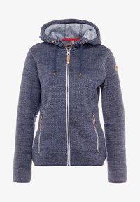 Icepeak - ARLEY - Fleece jacket - dark blue - 5