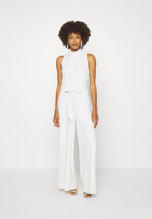 BRIDAL - Tuta jumpsuit - snow white