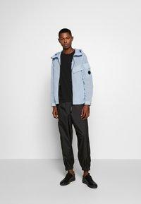 C.P. Company - OVERSHIRT - Summer jacket - light grey - 1