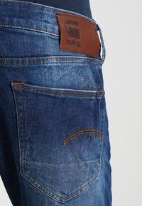 G-Star - 3301 STRAIGHT - Džíny Straight Fit - accel stretch denim