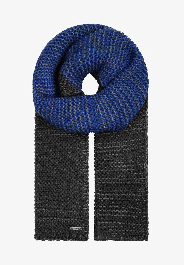 DELPSJOCH - Sjaal - traffic blue
