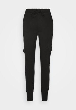 VMMERCY PANT - Tracksuit bottoms - black