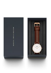 Daniel Wellington - CLASSIC ST MAWES 36MM - Watch - rose gold-coloured - 4