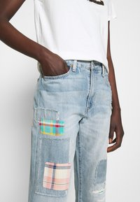 Polo Ralph Lauren - KASIA WASH - Jeans baggy - light indigo - 3